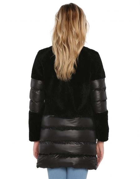 Black_Puffer_Woman-Coat-With-Astrakhan