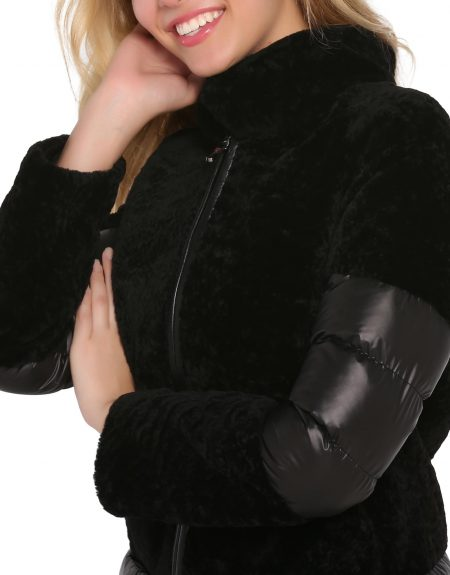Black_Puffer_Woman_Coat-With-Astrakhan