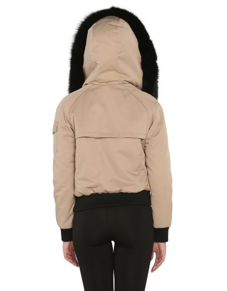 Woman_Camel_Fabric_Jacket_With-Fur-Turbaned