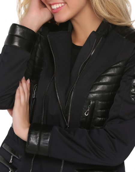 Woman_Leather_And_Fabric_Black_Jacket_